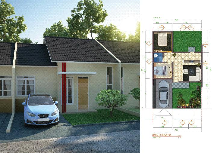 desain-rumah-tipe-45-minimalis