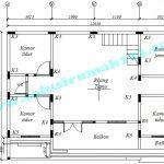 Desain Gambar Kerja Rumah Di Nitikan Baru