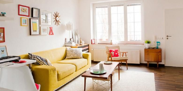 5 cara siasati ruangan sempit rumah