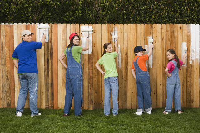 tips mengecat pagar agar bebas karat