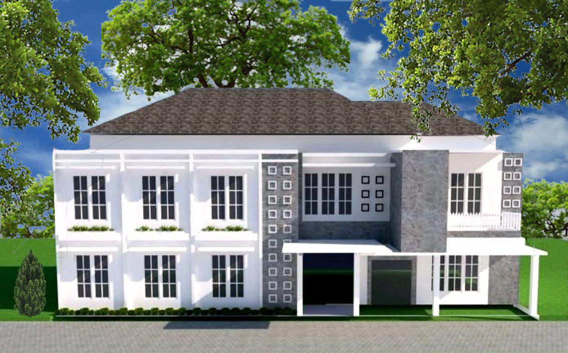 Paket Desain Rumah Tingkat 1