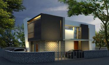 Paket Desain Rumah Tingkat 18