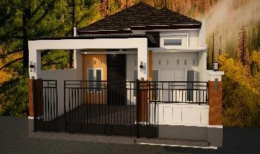Jasa Desain Tampak Rumah